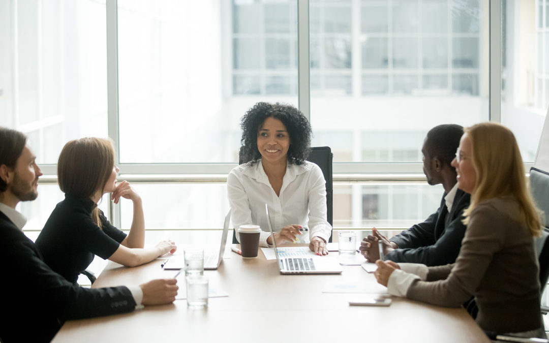 The power of a personal brand in becoming a leading female professional